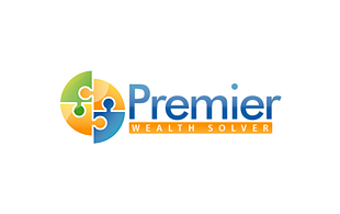 Premier Wealth Management & Financial Services Logo Design