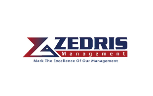 Zedris Management Wealth Management & Financial Services Logo Design