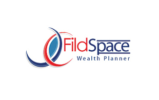 Fild Space Wealth Management & Financial Services Logo Design
