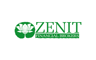 Zenit Wealth Management & Financial Services Logo Design