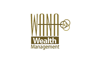 Wana Wealth Management Wealth Management & Financial Services Logo Design