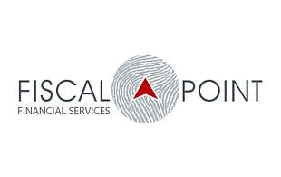 Fiscal Point Wealth Management & Financial Services Logo Design
