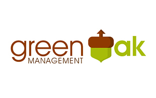 Green Talk Wealth Management & Financial Services Logo Design