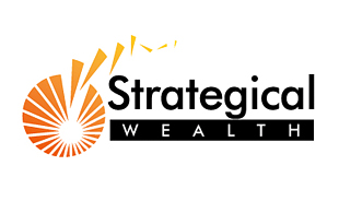 Strategical Health Wealth Management & Financial Services Logo Design