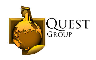 Quest Group Wealth Management & Financial Services Logo Design