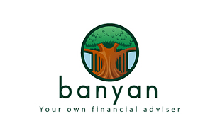 Banyan Wealth Management & Financial Services Logo Design
