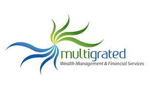 Multigrated Wealth Management & Financial Services Logo Design