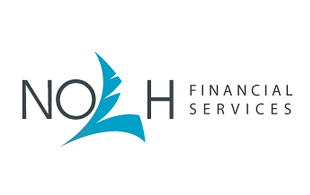 MOAH Financial Services Wealth Management & Financial Services Logo Design