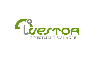 Investor Wealth Management & Financial Services Logo Design