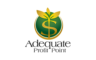Adequate Wealth Management & Financial Services Logo Design