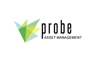 Probe Wealth Management & Financial Services Logo Design