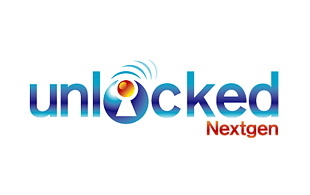 Unlocked Wireless & Telecommunication Logo Design