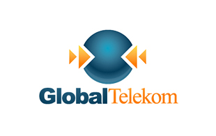 Global Telekom Wireless & Telecommunication Logo Design