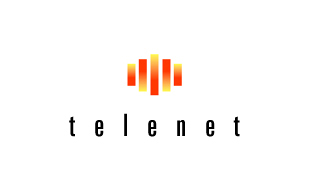 Telenet Wireless & Telecommunication Logo Design