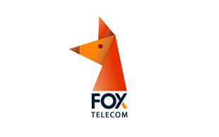 FOX Telecom Wireless & Telecommunication Logo Design